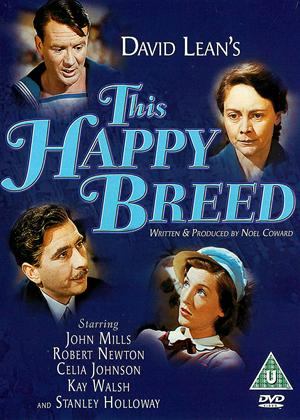 Rent This Happy Breed Online DVD Rental