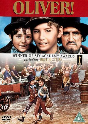 Oliver! Online DVD Rental