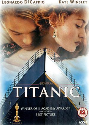 Titanic Online DVD Rental