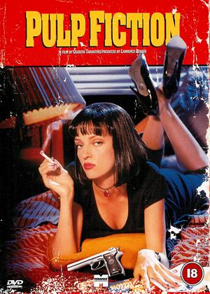 Pulp Fiction Online DVD Rental