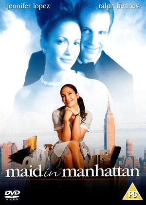 Rent Maid in Manhattan Online DVD Rental