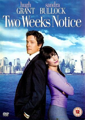 Rent Two Weeks Notice Online DVD Rental