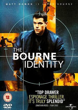 Rent The Bourne Identity Online DVD & Blu-ray Rental