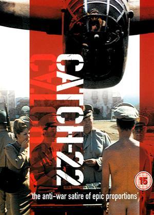 Rent Catch-22 Online DVD Rental