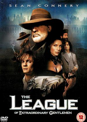 The League of Extraordinary Gentlemen Online DVD Rental