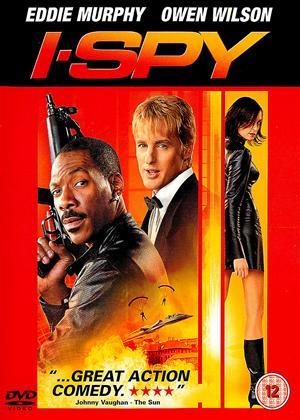 Rent I Spy (aka I-Spy) Online DVD & Blu-ray Rental