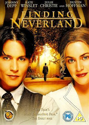 Rent Finding Neverland Online DVD & Blu-ray Rental