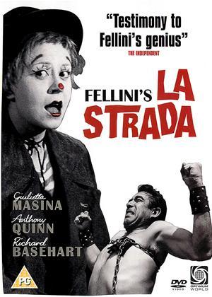 La Strada Online DVD Rental