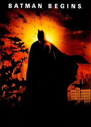 Batman Begins Online DVD Rental