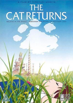 Rent The Cat Returns (aka Neko no ongaeshi) Online DVD & Blu-ray Rental