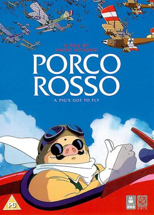 Rent Porco Rosso (aka Kurenai no buta) Online DVD & Blu-ray Rental