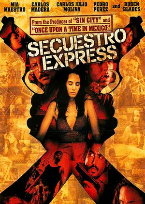 Rent Secuestro Express Online DVD Rental