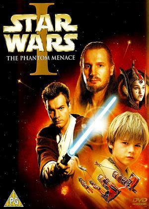 Star Wars: Episode I: The Phantom Menace Online DVD Rental