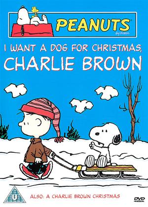 Rent Charlie Brown: A Dog for Xmas Online DVD Rental