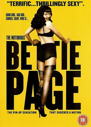 Rent The Notorious Bettie Page Online DVD Rental