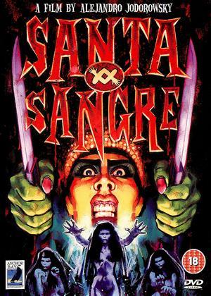 Rent Santa Sangre (aka Santa sangre) Online DVD Rental