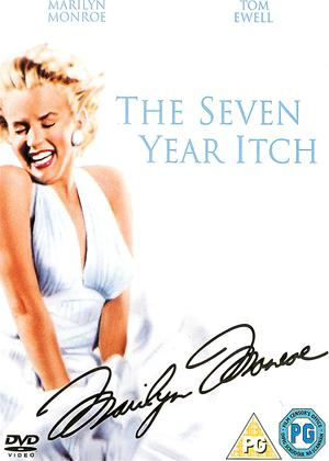 Rent The Seven Year Itch Online DVD Rental