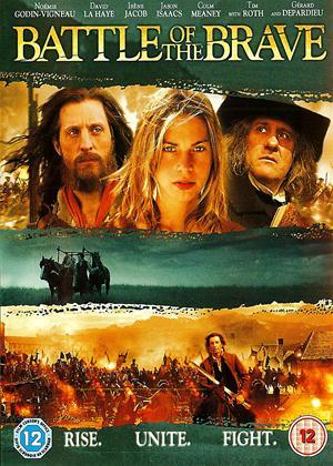 Rent Battle of the Brave (aka Nouvelle-France) Online DVD Rental