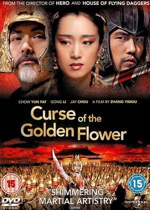 Curse of the Golden Flower Online DVD Rental