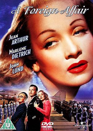 Rent A Foreign Affair Online DVD Rental