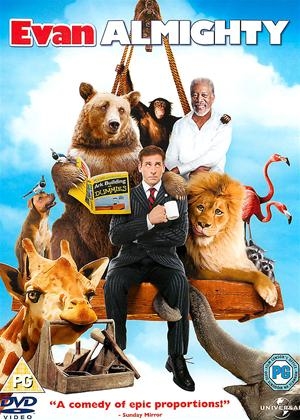 Rent Evan Almighty Online DVD Rental