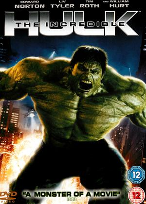 The Incredible Hulk Online DVD Rental