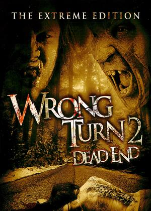 Rent Wrong Turn 2: Dead End Online DVD Rental