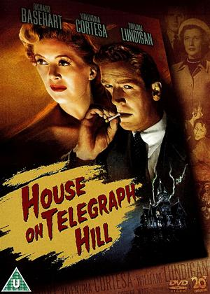 Rent The House on Telegraph Hill Online DVD Rental