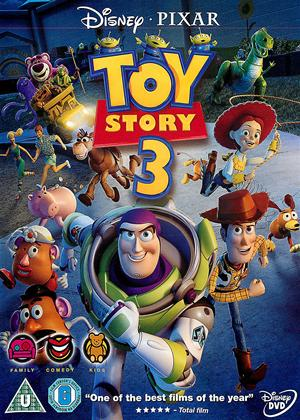 Toy Story 3 Online DVD Rental