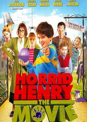 Rent Horrid Henry: The Movie Online DVD & Blu-ray Rental