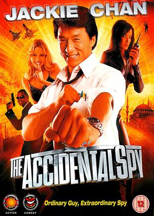 Rent The Accidental Spy (aka Te wu mi cheng) Online DVD Rental