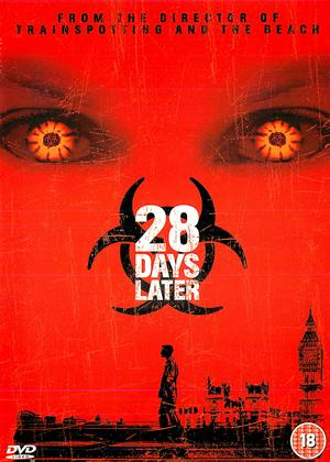 Rent 28 Days Later Online DVD Rental