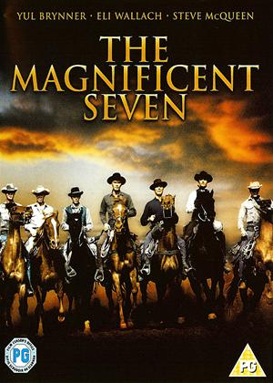 Rent The Magnificent Seven Online DVD & Blu-ray Rental