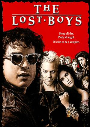 Rent The Lost Boys Online DVD Rental