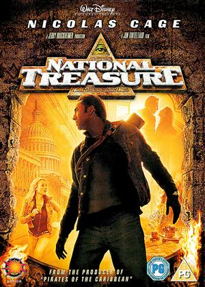 Rent National Treasure Online DVD Rental