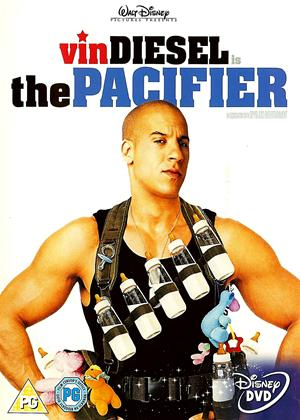 The Pacifier Online DVD Rental