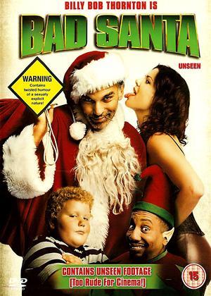 Rent Bad Santa Online DVD Rental