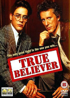 Rent True Believer Online DVD Rental