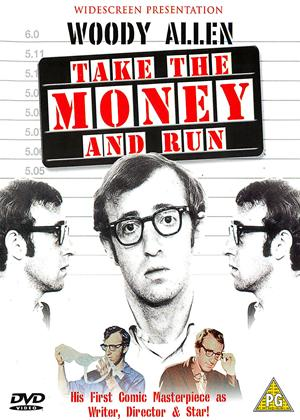 Rent Take the Money and Run Online DVD Rental