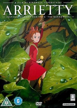 Arrietty Online DVD Rental