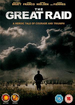 Rent The Great Raid Online DVD Rental
