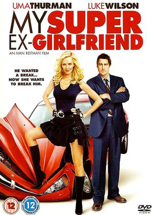 Rent My Super Ex-Girlfriend Online DVD & Blu-ray Rental