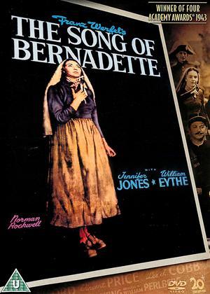 Rent The Song of Bernadette Online DVD Rental