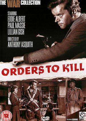 Rent Orders to Kill Online DVD & Blu-ray Rental