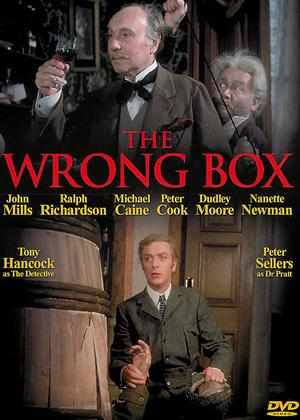 Rent The Wrong Box Online DVD & Blu-ray Rental