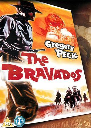 Rent The Bravados Online DVD Rental
