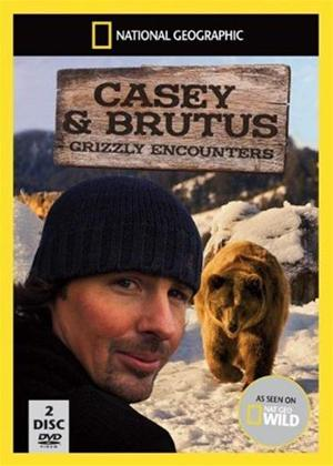 Rent National Geographic: Casey and Brutus: Grizzly Encounters Online DVD Rental