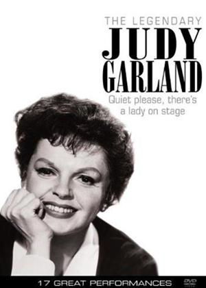 Rent Judy Garland: Legend in Concert Online DVD Rental