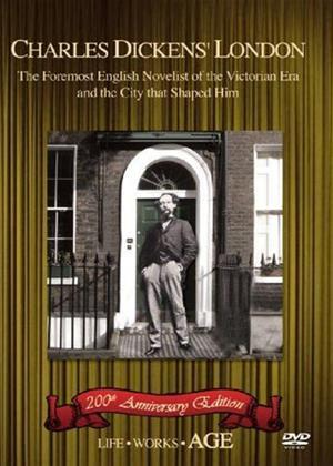 Rent Charles Dickens' London: Age Online DVD Rental