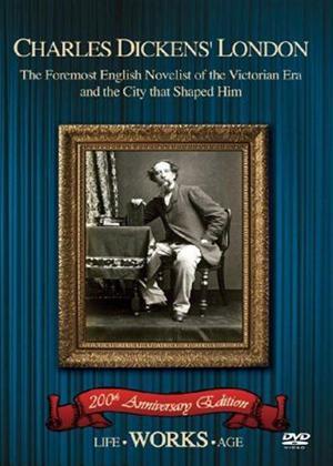 Rent Charles Dickens' London: Works Online DVD Rental